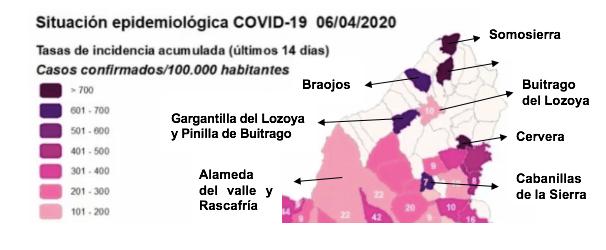 Coronavirus en la Sierra Norte: los municipios pequeños resisten