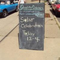 Kingfield Neighborhood Hosts Solar Tour