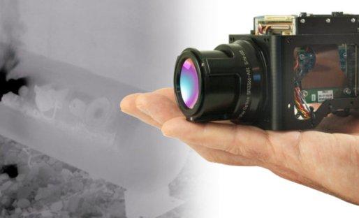 Ventus OGI thermal camera
