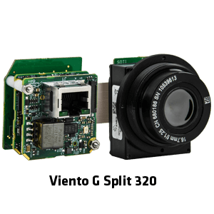 View of Viento GT split thermal camera core