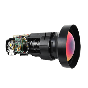 Ventus mid-wave infrared camera