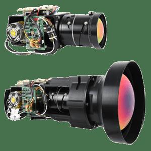 Ventus 700 and 900 MWIR cameras