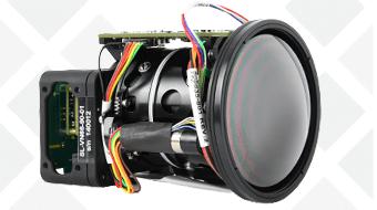 Vinden thermal zoom camera
