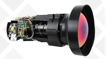 Long-range Ventus cooled mid-wave infrared camera