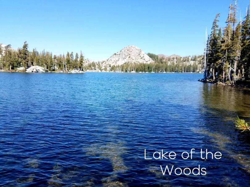Lake of the woods Desolation