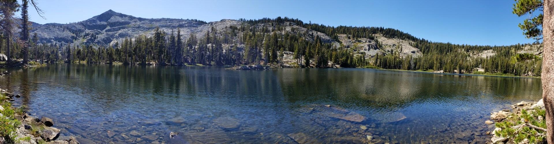 Tamarack Lake Desolation wilderness