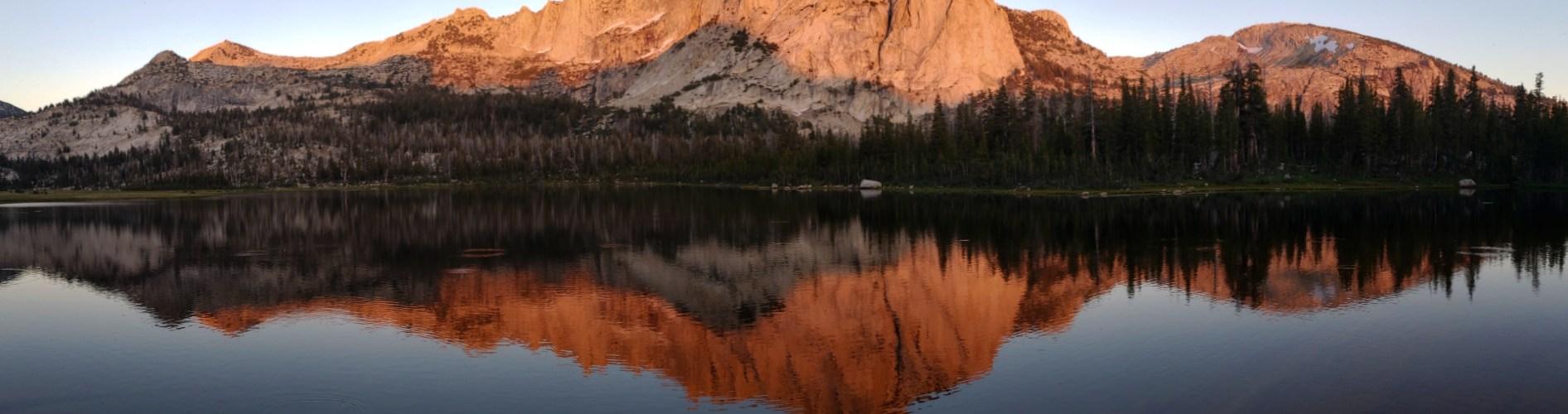 Yosemite National Park Nelson Lake