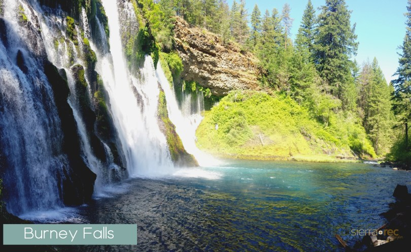 Burney Falls California
