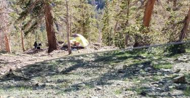 Camping gear i