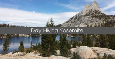 Day hike yosemite