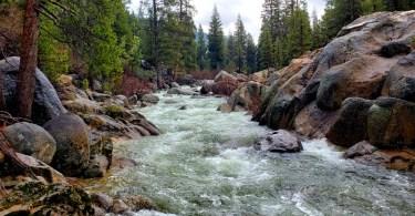 Mokelumne river hwy 4