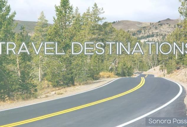 Travel Header Sierra Rec Sonora Pass