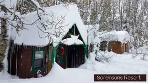 Sorensons resort Alpine county Ca