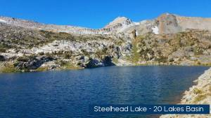 steelhead lake- 20 lakes