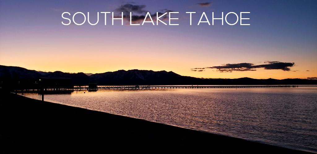 Lake Tahoe and EL DORADO COUNTY MOVES TO RED TIER