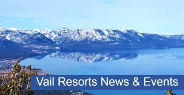 Vail Resorts Lake tahoe