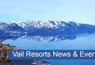 Vail Resorts Lake tahoe