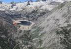 google 3d map south lake bishop pass inyo