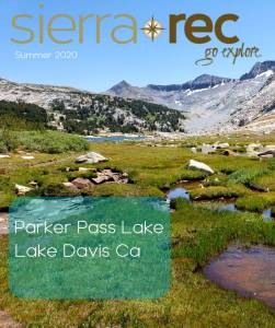 sierra Rec magazine summer 2020 cover