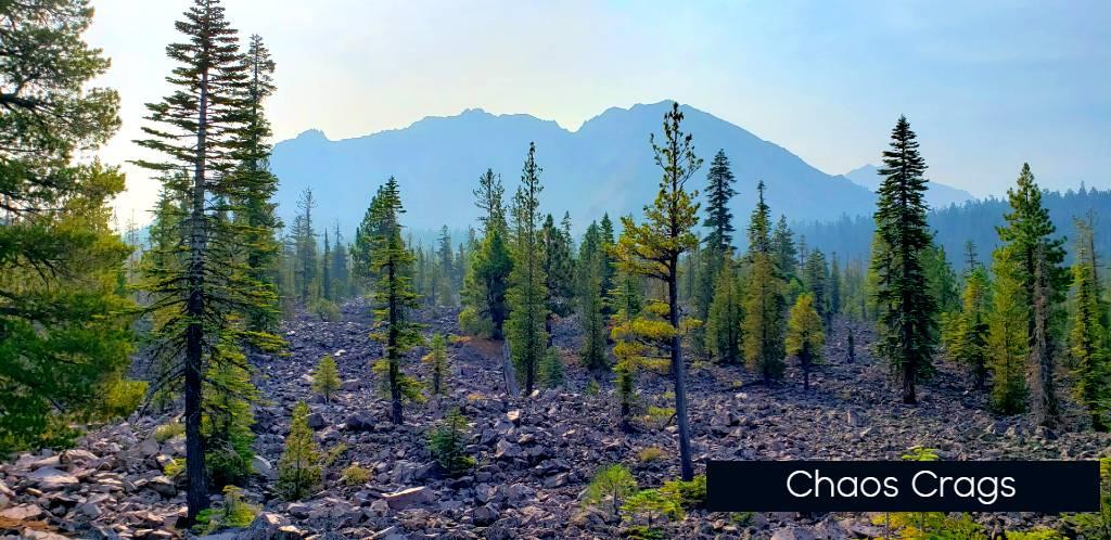 Chaos Crags Lassen