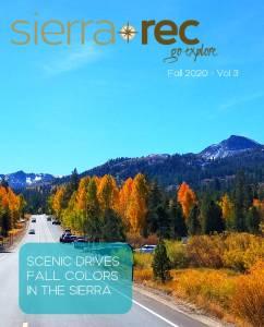 Fall 2020 Cover sierra Rec magazine