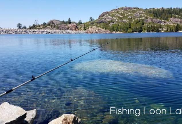 Fishing Loon Lake