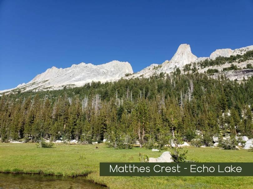 Matthes-Crest-from-Echo-LakeYosemite