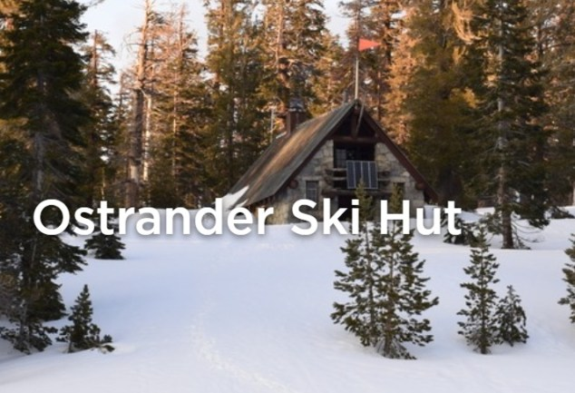Ostrander Ski Hut