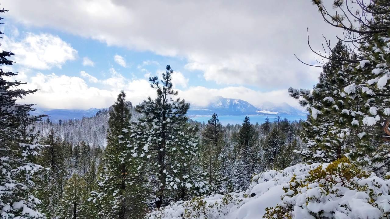 Snowshoe Castle Peak