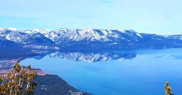 Heavenly Resort view Lake tahoe