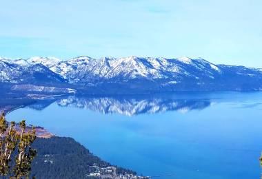 Heavenly Resort view Lake tahoe