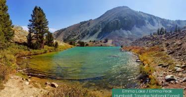 Emma Lake Humboldt toiyabe national forest