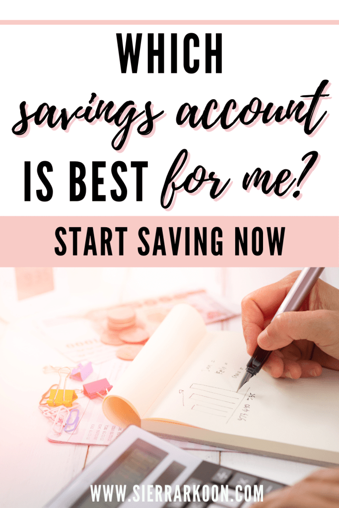 which savings account is best
