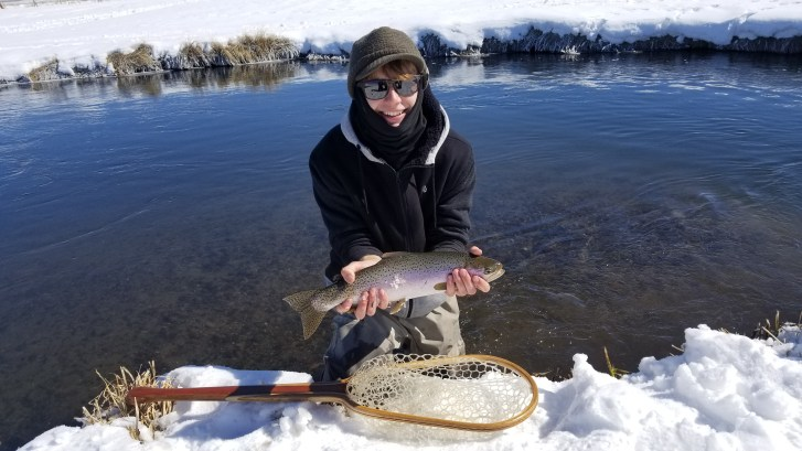 Upper Owens River Fly Fishing Report : Mammoth Lakes, CA