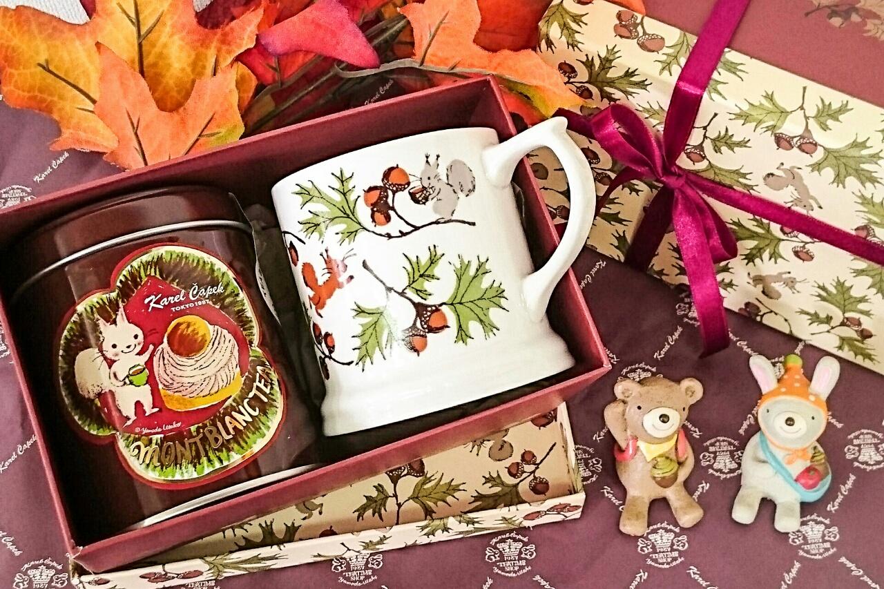 紅茶の美味しい季節!秋を楽しむデザート紅茶「モンブランティー」