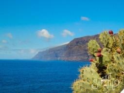 Океан и скалы Лос-Гигантес