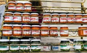 Канарский соус мохо. Ярмарка в Сантьяго-дель-Тейде