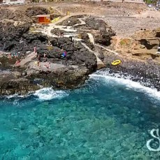 Пляж Монтаньа Амарилла