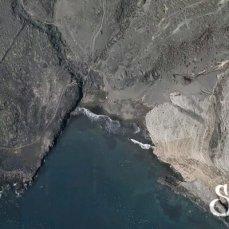 Пляж Монтанья Пелада на карте