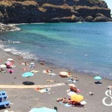 Общий вид пляжа Сан Маркос