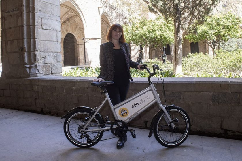 Art Bike Tour, visitas guiadas a las galerías de Barcelona en bici