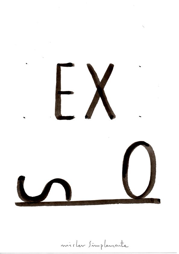 """Uno de los dibujos """"eróticos"""" de Mister Simplemente"""