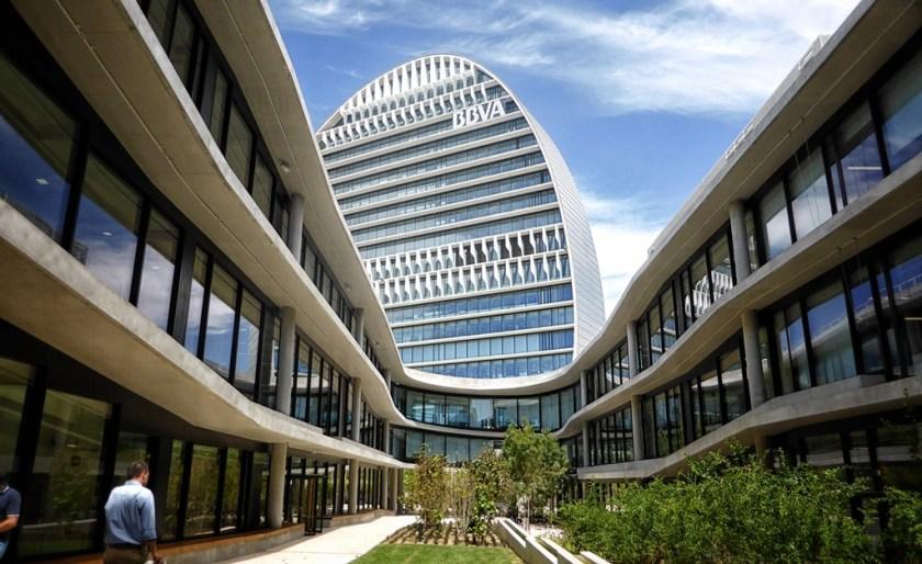 La Vela, en la ciudad financiera del BBVA, uno de los atractivos de Open House Madrid 2016