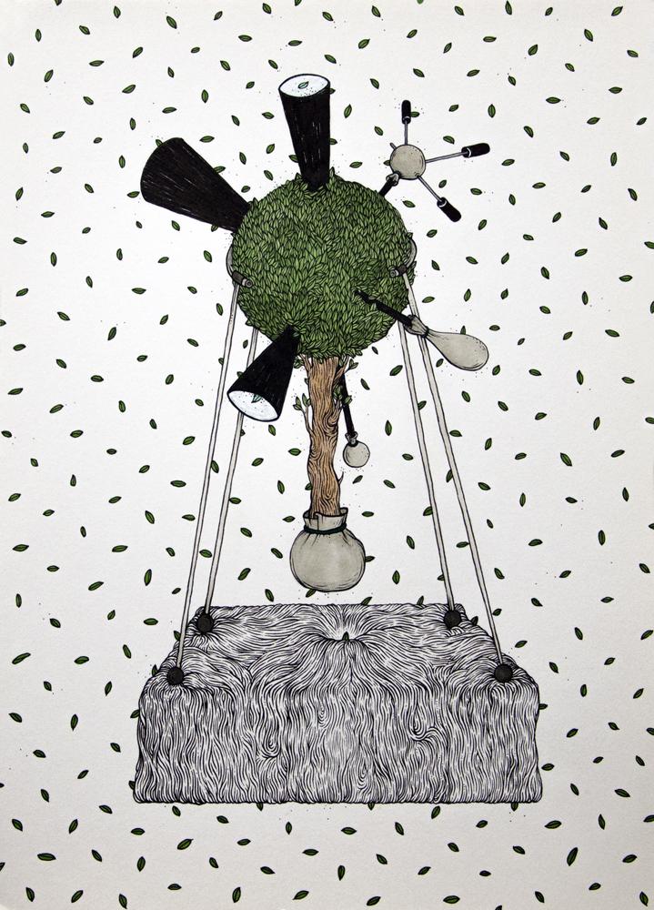 """Armas silenciosas para guerras tranquilas"", de Santiago Morilla (Fernando Pradilla)"
