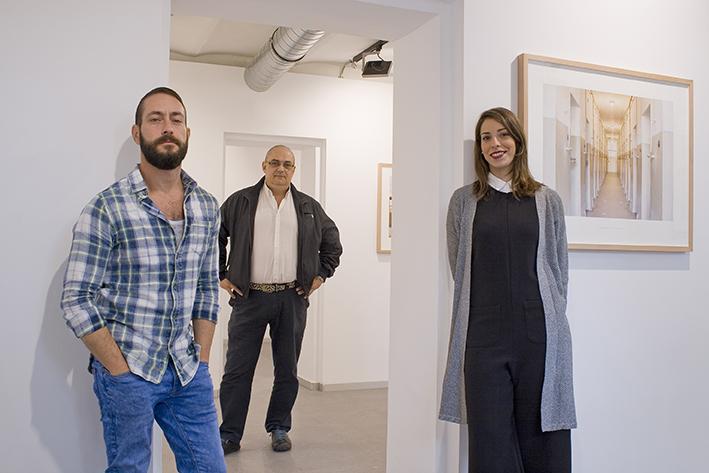 Fernando Rayona, Juan Cárdenas y Sara G. Arjona en la nueva Kir Royal en Madrid