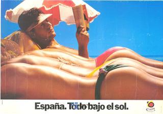 España, todo bajo el sol.