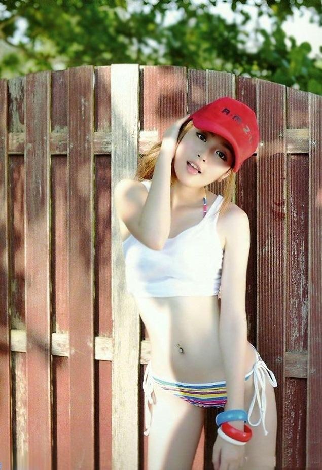 gai xinh bikini 6
