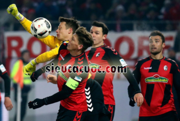 Soi kèo Freiburg vs Leverkusen lúc 21h30 ngày 03/02 vòng 21 Bundesliga .