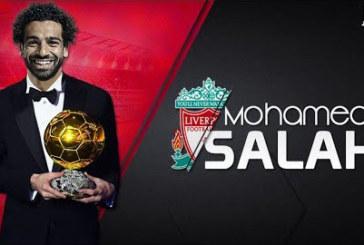 Nhà cái tin Salah sẽ vượt qua Messi để giành Quả bóng vàng