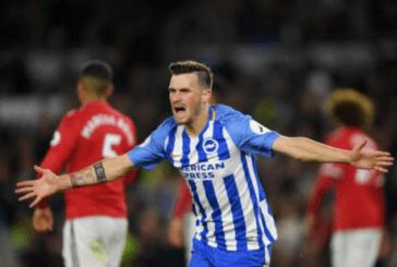 Man Utd bất ngờ thua Brighton